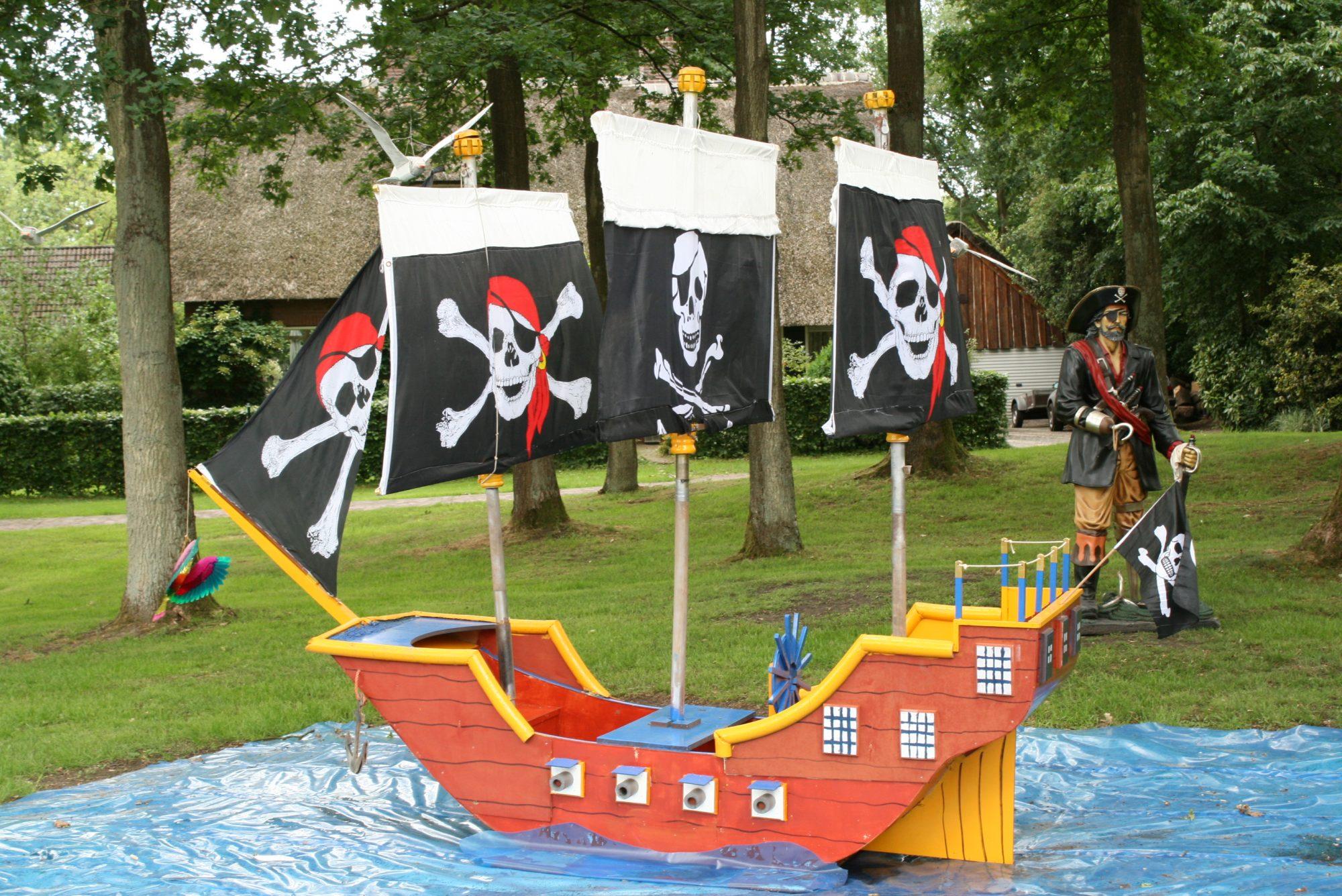 Zuidenveld Zweeloo 2011 piraten
