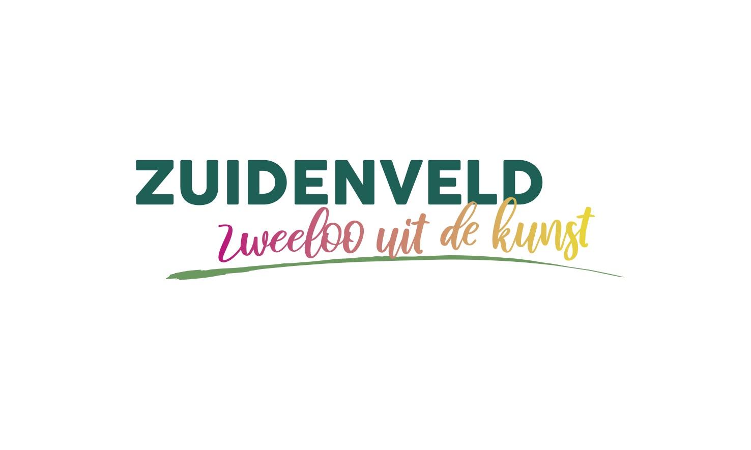 Logo Zuidenveld Zweeloo uit de kunst